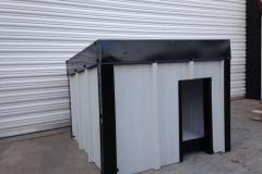 Flat Roof Medium