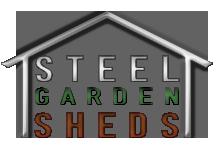 Steel Garden Sheds